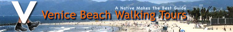 Venice Beach Walking Tours