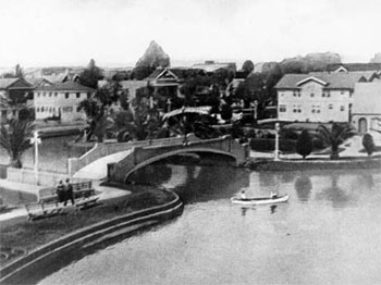Venice Canals in 1922