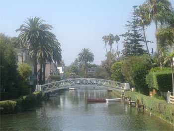Venice Canals Today